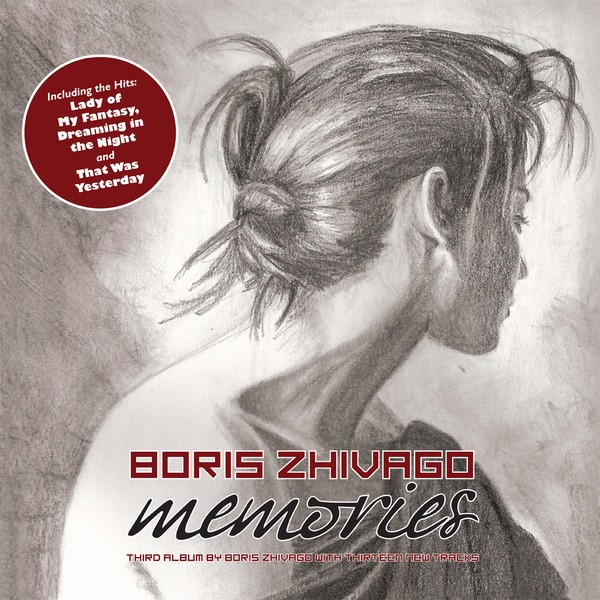 Boris Zhivago – Memories available as cd-album