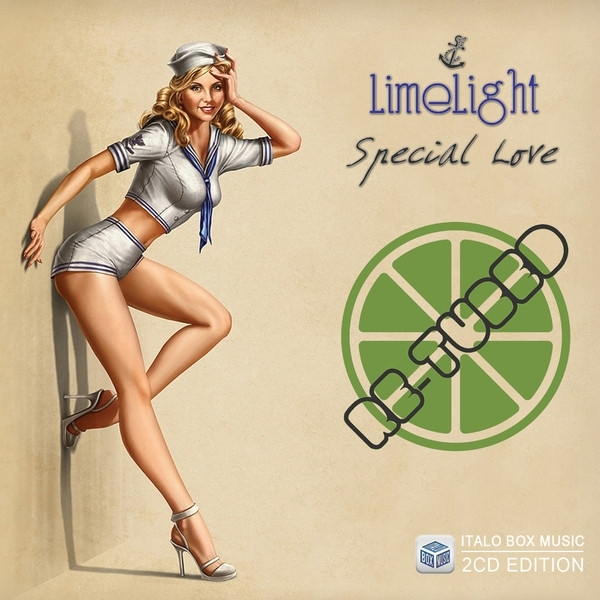 First Beach Club Records CD release on Italo Box Music: Limelight  – Special Love / Re-Tubed