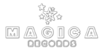 Magica Records logo 1600x800 def white
